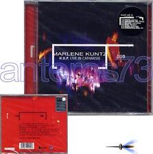 "MARLENE KUNTZ ""H.U.P. LIVE IN CATHARSIS"" RARO CD 1999 FUORI CATALOGO"