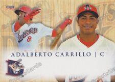 2018 Auburn Doubledays Adalberto Carrillo RC Rookie Washington Nationals