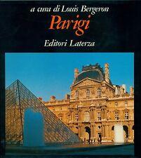 BERGERON Louis, Parigi, Laterza (Grandi opere). 1989. Cofanetto