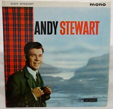 ANDY STEWART - Andy Stewart .. 1961 Uk Top Rank Lp