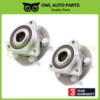 2 Front LH RH Wheel Bearing & Hub Assembly for 2011 2012-2015 Chevy Cruze 513315
