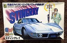 CHEVROLET CORVETTE STINGREY NONSCALE MODEL KIT DOYUSHA JAPAN