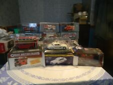 selection of 3 boxed model vehicles, 1:76 scale approx
