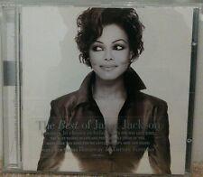 Janet Jackson - Design of a Decade (CD, 1986-1996, 1995)
