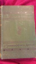 Wood's Library - Female Pelvic Organs by Henry Savage, 3rd Edition 1880 HC