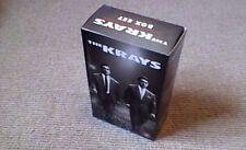 The Krays Box Set 2-Tape VHS Set 1999 Kemp Bros. Billie Whitelaw Tom Bell