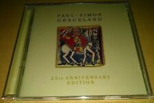 Paul Simon Graceland 25th Anniversary Edition CD + DVD NEW Unplayed Bonus Tracks