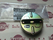 DATSUN 1200 Ute 240K Gas Tank Filler Cap Genuine (Fits NISSAN B120 B210 Sunny)
