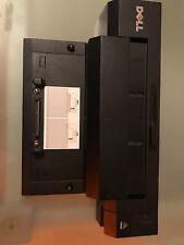 DOCK STATION DELL Negro base Portátiles Latitude Serie E replicador de puertos