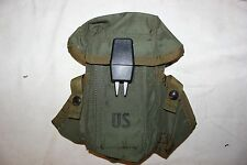 Government Issue US Military Surplus AR 30 Round OD Magazine Pouch Mint Lot 10