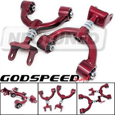 Godspeed 2pc Rear Upper Camber Control Arm For Mazda Miata MX5 MX-5 90-05 NA NB