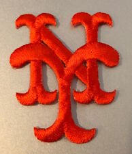 NEW YORK METS Embroidered Patch Iron or Sew On MLB 2 1/8""