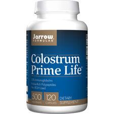 Colostrum Prime Life, 500mg X 120 Cápsulas, Refuerzo Del Sistema Inmune -