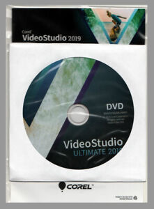 Corel VideoStudio Ultimate 2019 - New