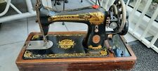 More details for singer manual sewing machine y1194191 in it's original lockable