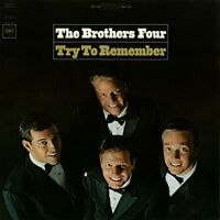 The Brothers Four - Try to Remember [New CD] Manufactured On Demand