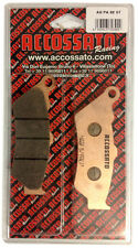 Pastiglie Accossato Sinterizzate Anteriori Yamaha XT660R XT 660 R 2004