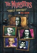 Comedy Family DVDs & The Munsters Blu-ray Discs
