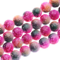 Semi Precious Natural Stone Round Beads For Jewellery Making - 8mm (50 beads)