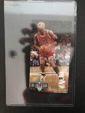 1993-94 NBA Jam Session #33 Michael Jordan Chicago Bulls (The Shortstop)