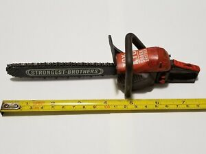 "1/6 Scale 3A Chainsaw Lumberjack Firefighter Texas Saw For 12"" Figure"