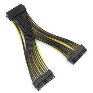 Cable alimentación ATX dual PSU