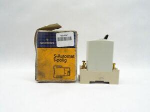 Siemens S-Automat 1-polig 16A Sicherung Sicherungsschalter in OVP
