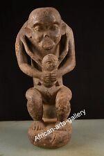 1222 Alte Affenfigur der Bulu Kamerun / Cameroon Afrika