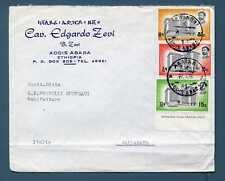 ETIOPIA - 1966 - Inaugurazione Barhanena Selam - FDC