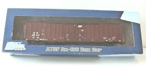 BLMA Ho Limited Edt.60' BX-166 Beer Reefer #53008 AT&SF no Logo SOLD OUT! NIB