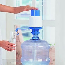 Portable Bottled Drinking Water Pump Hand Press Removable Manual Dispenser Tool
