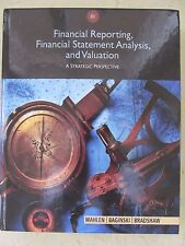 Financial Reporting, Financial Statement Analysis, & Valuation Wahlen