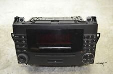 Radio CD Audio A1698700689 Mercedes-benz Viano Original 19088