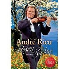 """ANDRE RIEU """"ROSEN AUS DEM SÜDEN"""" DVD NEU"""