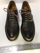 John Lobb Dress Shoes Mens Uk 7 1/2 US 8 1/2 Brown Leather Lace Oxford England