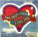 BEE GEES, MOTEN Wendy... - Now that's what I call love - CD Album