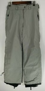 Columbia Women's Gray Convert Performance Board Apparel Pants Women's Size Small