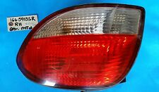 OEM 00 2000 01 2001 HYUNDAI TIBURON RIGHT PASSENGER SIDE REAR TAIL LIGHT LAMP