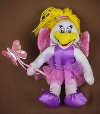 Chuck E Cheese pizza plush doll * Helen Henny * 2009 fairy girl 13""