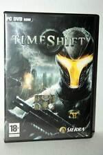 TIMESHIFT GIOCO USATO PC DVD VERSIONE ITALIANA SC2 40671