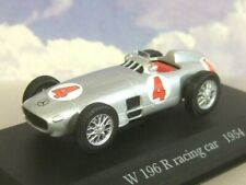 DIECAST 1/43 MERCEDES-BENZ W196 J.M. FANGIO WINNER SWISS GP SWITZERLAND 1954