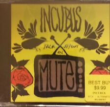 Talk Shows on Mute by Incubus (CD, 2004)