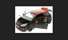 Citroen DS3 Racing 2012 Black Matt & Red  1/18 181543 norev