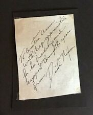 More details for american president autograph richard nixon 37th predent of the u. s.a