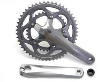 SHIMANO 105 FC-5750 10 SPEED DOUBLE COMPACT CRANKSET - 50-34T
