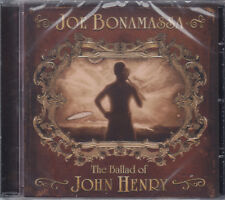 Joe Bonamassa - The Ballad Of John Henry - CD - NEU/OVP!