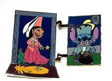 RARE LE 100 Disney Pin✿ Stitch Lilo Halloween Door Frankenstein Princess Costume