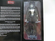 SIDESHOW STAR WARS ASAJJ VENTRESS 1/6 FIGURE IN PALPATINE BOX SUPER RARE ERROR!!