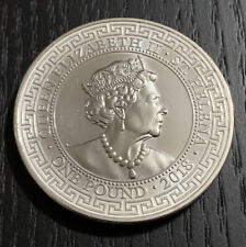 2018 St Helena East India Company 1 Ounce oz 999 Silver Coin US Trade Dollar