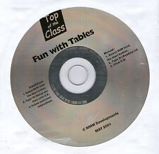 FUN WITH TABLES | VGC | Free shipping | Windows 95 98 XP ( 7 8 10 see listing )